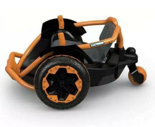 Thing 12 Volt Ride On Vehicle Orange