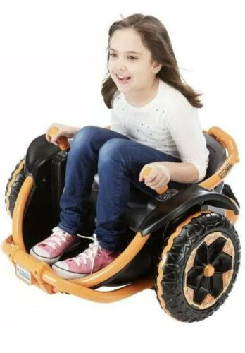 spinning wild thing 12 volt battery ride