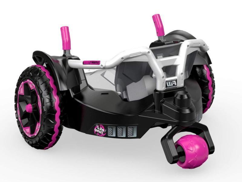 Power Wheels Thing Volt Battery Powered Ride On