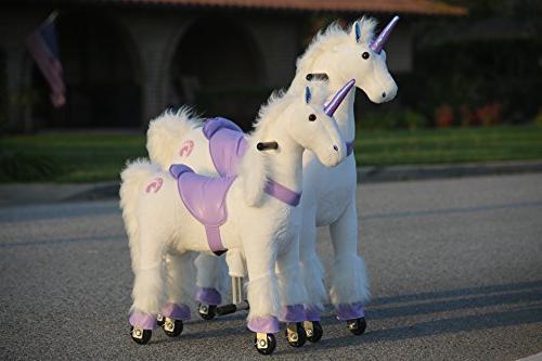 Medallion Pony Horse Children to or Pounds Girls