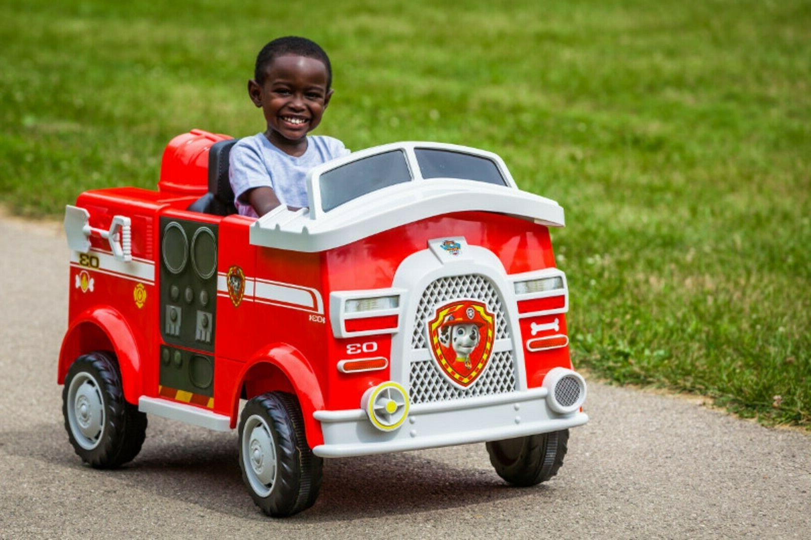 v6 ride on toys rideable car kids