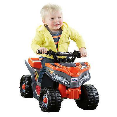 Power Wheels Quad 6 Volt On -