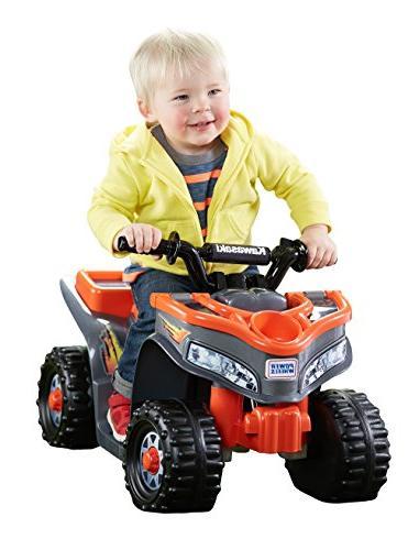 wheels kawasaki lil quad ride