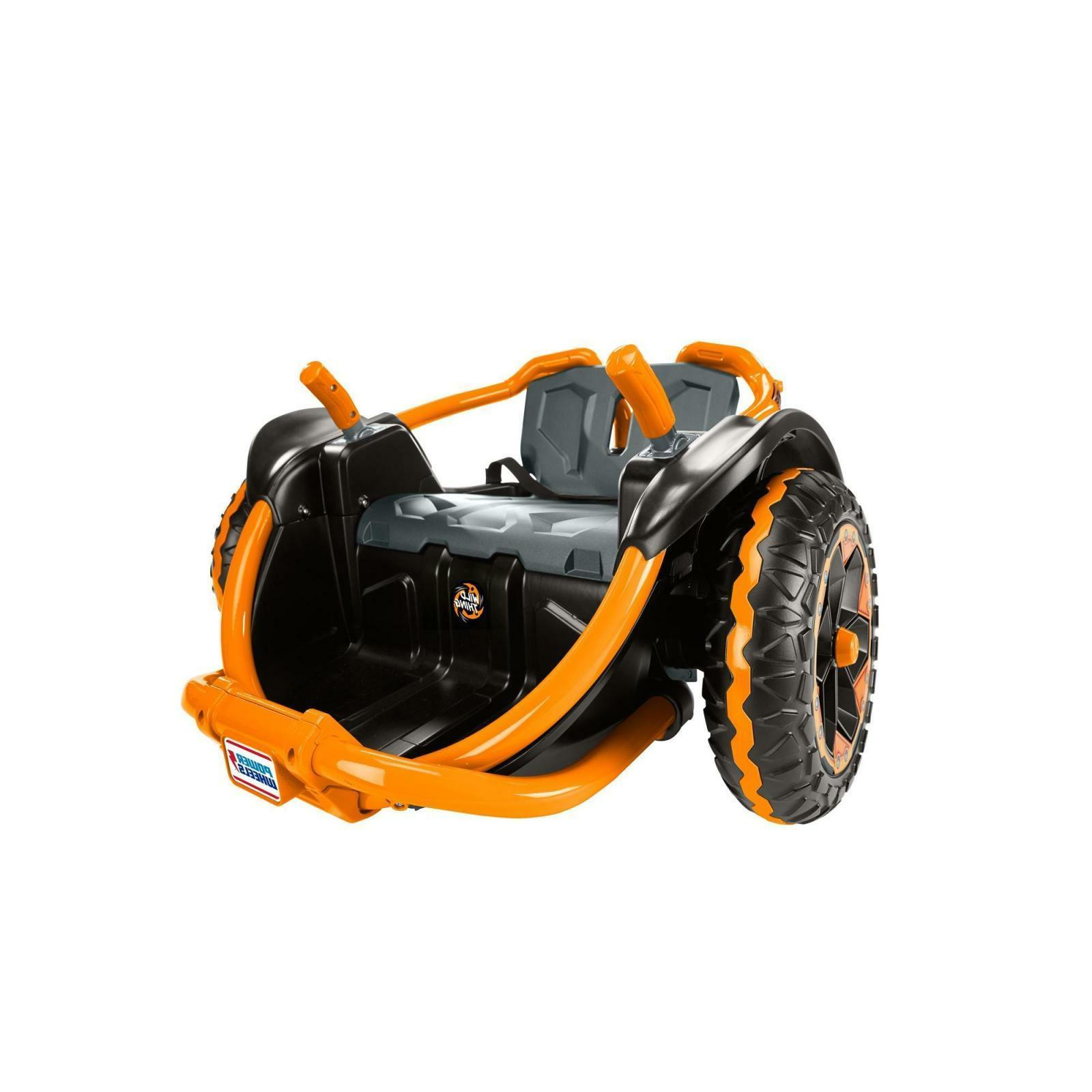 Power 12 Powered Orange