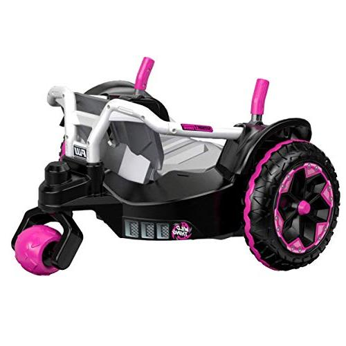 Power Wheels Thing, Pink