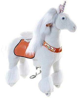 Vroom Rider X PonyCycle Ride-On Unicorn
