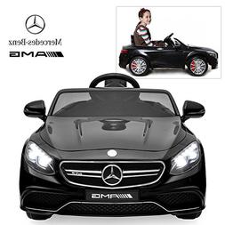 Official Licensed Mercedes Benz Ride On Car With Remote Cont