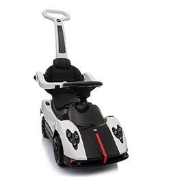 Four Tone USA Multi Function 6V Kid Drive-Able Ride On Strol