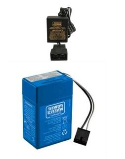 Power Wheels Lil Enforcer Jeep Battery and Charger - NEW, GE
