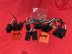 *Lot of Power Wheels Battery Plug Connectors 12v/18v/24 volt