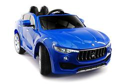 Maserati Levante 12V Kids Ride On Toy Car Electric Battery P