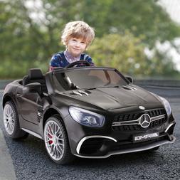Mercedes Benz 12V Electric Kids Ride On Car Licensed MP3 RC