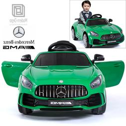 Mercedes Benz AMG GTR Electric Ride On Car with Remote Contr