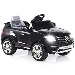 Costzon Ride On Car, Licensed Mercedes Benz ML350 6V Electri