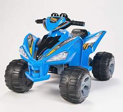 MiniMotos Kids 4 Wheeler Ride On 12V Powered Wheels QUAD ATV