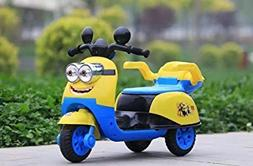 Minions Ride On Scooter