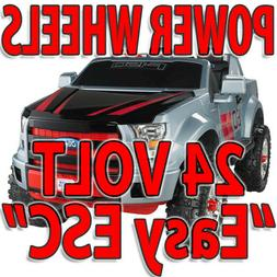 "Modified Power Wheels 24 Volt ""Easy ESC"" Conversion Kit - 24"