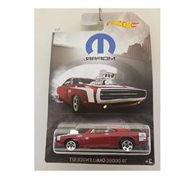 Hot Wheels Mopar 70 Dodge Challenger R/T 7/8 2018