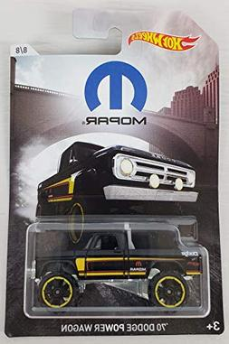 Hot Wheels Mopar 70 Dodge Power Wagon 8/8