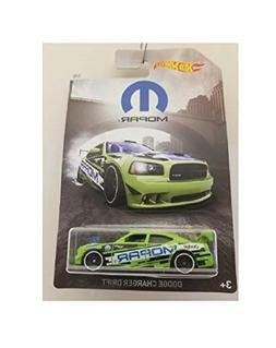 Hot Wheels Mopar Dodge Charger Drift 3/8 2018