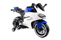 Moderno Kids Motorcycle for Children Ride On Powered Wheels