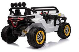 Motorized Big car for Kids Two Seater/ Battery 12v-10ah/ RC