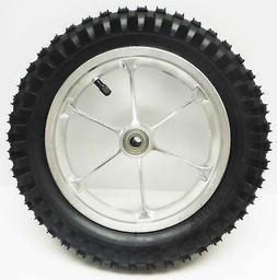 mx350 front wheel complete