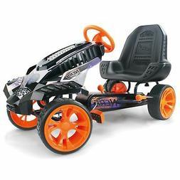 NEW Hauck NERF Battle Racer Kids Pedal Go Kart Ride On
