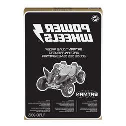 NEW Power Wheels Batman Dune Racer 12V Battery Powered Ride-