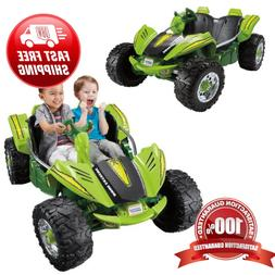 NEW Kids Power Wheels 12 Volt Battery Powered Ride On Dune R