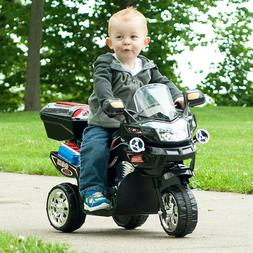 NEW KIDS 3 Wheel Motorcycle Battery Powered Ride on Toys for