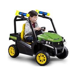 Outdoor Battery Powered 6V Ride On Toys Gator John Deer Girl