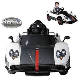 Pagani Zonda R Roadster Electric Ride On Car with Remote Con