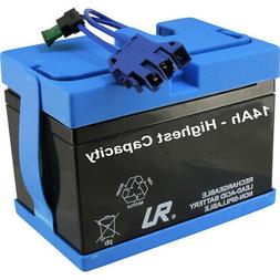Peg Perego Replacement 12V Battery for John Deere Ride-on To