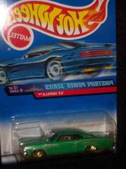 Pinstripe Power Series #3 1965 Impala #955 Mint