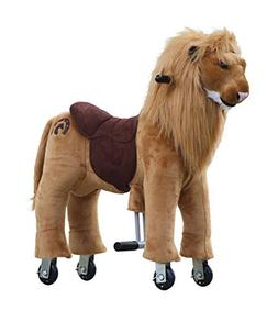 Medallion My Pony Ride On Real Walking Horse for Children 3