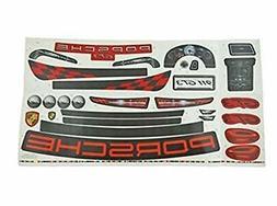 Porsche 911 GT3  Label Sheet
