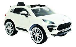Rollplay 6 Volt Porsche Macan Ride On Toy, Battery-Powered K