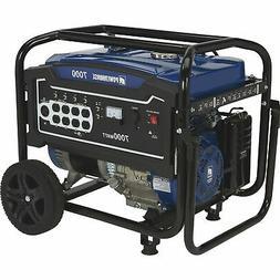 Powerhorse Portable Generator - 7000 Surge Watts, 5500 Rated