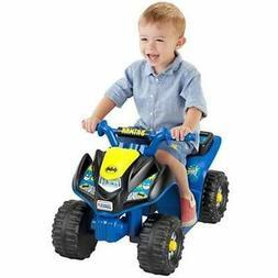 Power Arts & Crafts Wheels Wheels&nbspBatman&nbspLil' Quad T