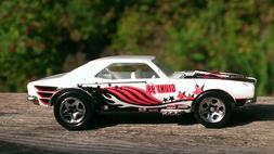 "Hot Wheels ""Power Launchers"" Exclusive '67 Camaro. White Var"