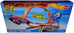 Hot Wheels Power Shift Raceway Motorized Loop & Jump