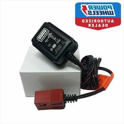 Power Wheels 6 Volt Charger For 00801-0712 RED 6v Battery Ge