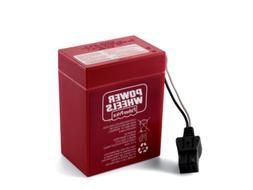 Power Wheels 6 Volt Rechargeable Replacement Battery Toddler