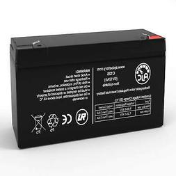 Power WHEELS 74522 RED 6V 12Ah UPS Replacement Battery