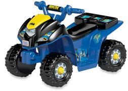 Fisher-Price® Power Wheels® Batman? Lil Quad?