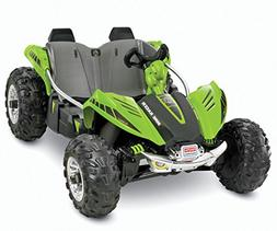 Power Wheels Big Kids ATV Dune Buggy Racer Outdoor Battery O