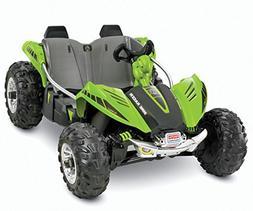 Power Wheels Big Kids ATV Dune Buggy Racer Outdoor Battery O