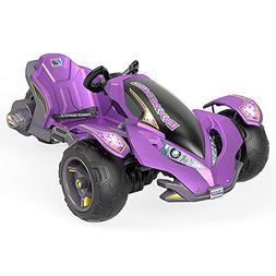 Power Wheels Boomerang, Purple