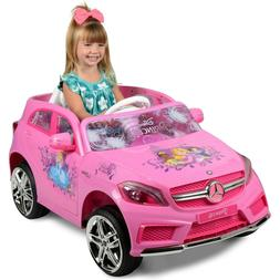 Power wheels Disney Mercedes 6-Volt Battery Powered Ride-On